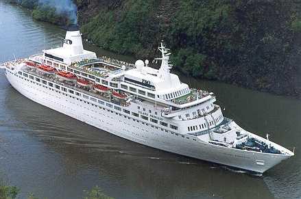 Former Names M S Sea Venture